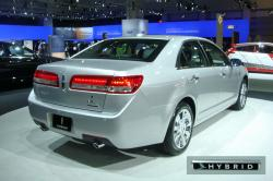 2011 Lincoln MKZ #10