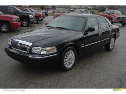2011 Mercury Grand Marquis #10