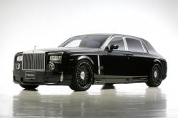 2011 Rolls-Royce Phantom #10