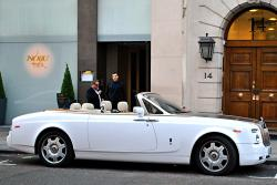 2011 Rolls-Royce Phantom Drophead Coupe #16