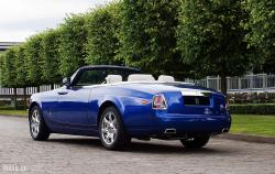 2011 Rolls-Royce Phantom Drophead Coupe #14