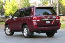 2011 Toyota Land Cruiser #19