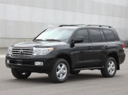 2011 Toyota Land Cruiser #11
