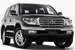 2011 Toyota Land Cruiser #10