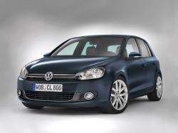 2011 Volkswagen Golf #14