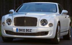 2011 Bentley Mulsanne #2
