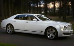 2011 Bentley Mulsanne #3