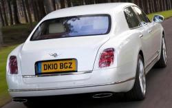 2011 Bentley Mulsanne #5