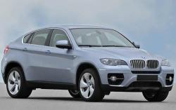 2011 BMW ActiveHybrid X6 #2