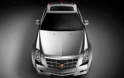 2011 Cadillac CTS Coupe #4