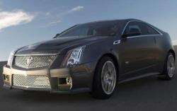 2011 Cadillac CTS-V Coupe #2