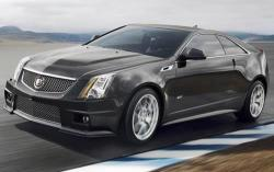 2011 Cadillac CTS-V Coupe #3