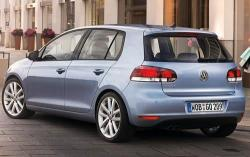 2011 Volkswagen Golf #9