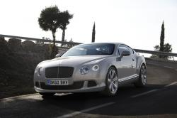 2012 Bentley Continental GT #13