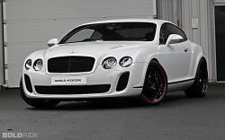 2012 Bentley Continental Supersports #15