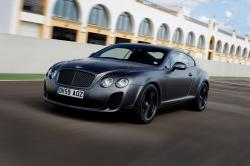 2012 Bentley Continental Supersports #19
