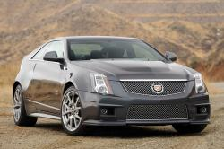 2012 Cadillac CTS-V Coupe #20