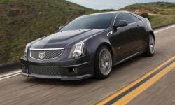 2012 Cadillac CTS-V Coupe #17