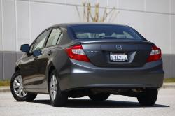 2012 Honda Civic #11
