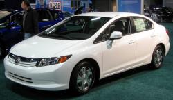 2012 Honda Civic #19