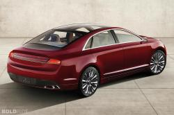 2012 Lincoln MKZ #15