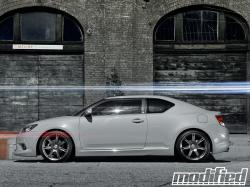 2012 Scion tC #3