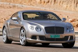 2012 Bentley Continental GT #2