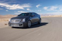 2012 Cadillac CTS-V Coupe #3
