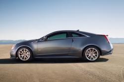 2012 Cadillac CTS-V Coupe #4