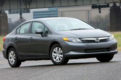 2012 Honda Civic #7