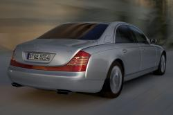 2012 Maybach 57 Sedan Cup interior #7