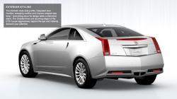 2013 Cadillac CTS Coupe #17