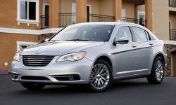 2013 Chrysler 200 #15