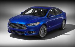 2013 Ford Fusion #18