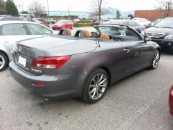2013 Lexus IS 250 C