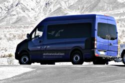 2013 Mercedes-Benz Sprinter #15