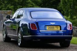 2013 Bentley Mulsanne #4