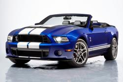 2013 Ford Shelby GT500 #2