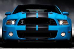 2013 Ford Shelby GT500 #7