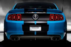 2013 Ford Shelby GT500 #8