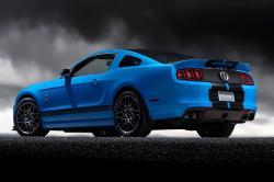 2013 Ford Shelby GT500 #4