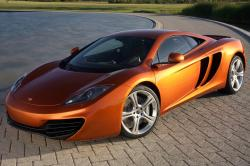 2013 McLaren MP4-12C Coup interior #2