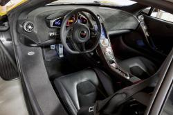 2013 McLaren MP4-12C Coup interior #7