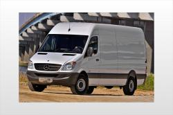 2013 Mercedes-Benz Sprinter #8
