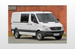 2013 Mercedes-Benz Sprinter #9