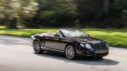 2014 Bentley Continental GT Speed #12