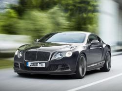 2014 Bentley Continental GT Speed #15