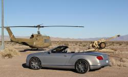 2014 Bentley Continental GT Speed Convertible #12