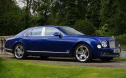 2014 Bentley Mulsanne #6