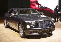 2014 Bentley Mulsanne #2